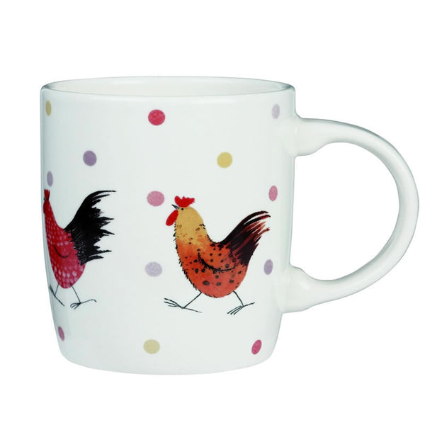 Alex Clark Rooster Dream Mug