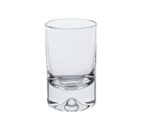 Dartington Crystal Dimple Shot Glass 0.05L (Pair)