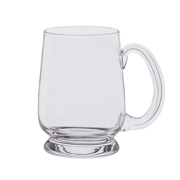 Dartington Crystal Barley Tankard 0.28L