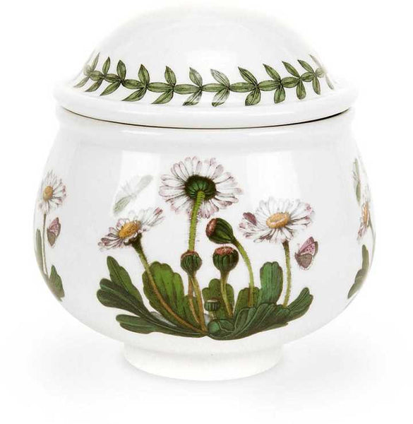Portmeirion Botanic Garden Romantic Covered Sugar Bowl 0.26L