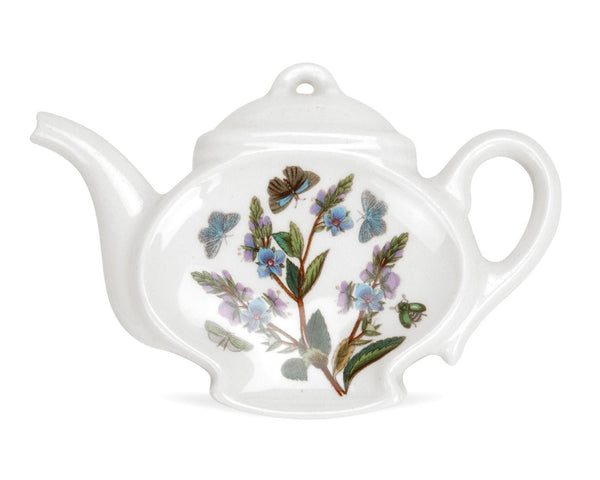 Portmeirion Botanic Garden Teabag Rest 6in
