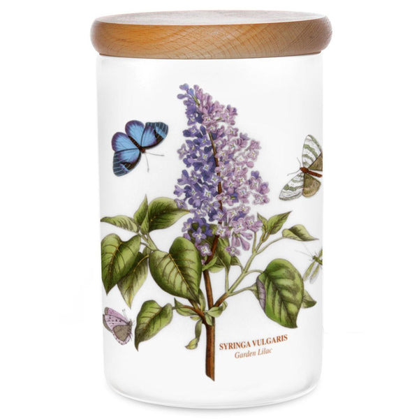 Portmeirion Botanic Garden Airtight Jar 18cm (Assorted Designs)