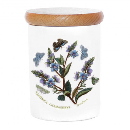 Portmeirion Botanic Garden Airtight Jar 10cm (Assorted Designs)
