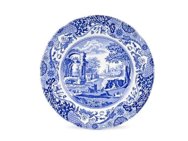 Spode Blue Italian Dinner Plate 27cm - Set of 4