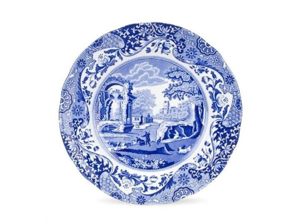 Spode Blue Italian Salad Plate 23cm - Set of 4