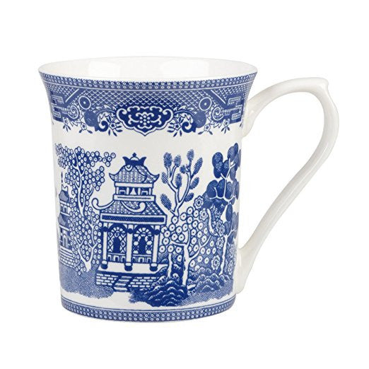 Churchill China Blue Story Blue Willow Royale Mug 220ml