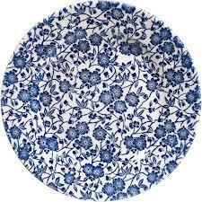 Churchill China Victorian Calico Salad Plate 20cm