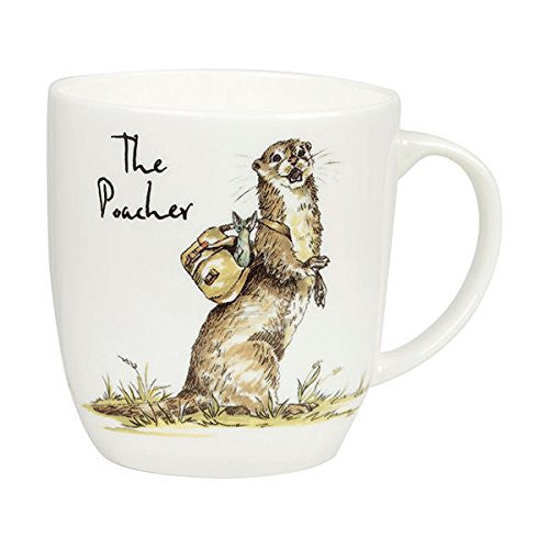 Churchill China Country Pursuits The Poacher Mug 350ml