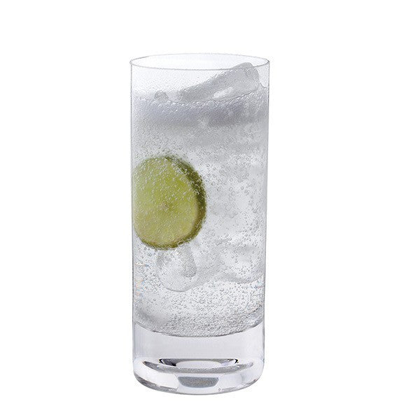 Dartington Crystal Circle Highball Tumbler 0.37L (Pair)