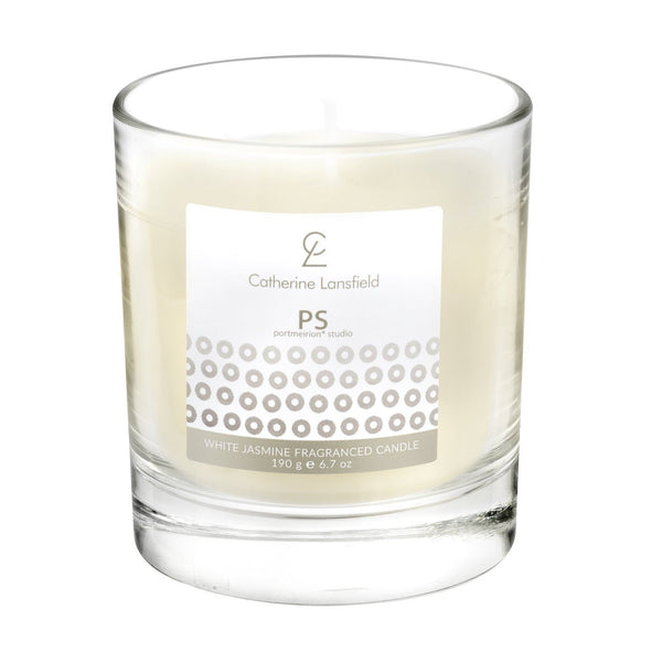 Portmeirion Catherine Lansfield Jasmine Wax Filled Candle