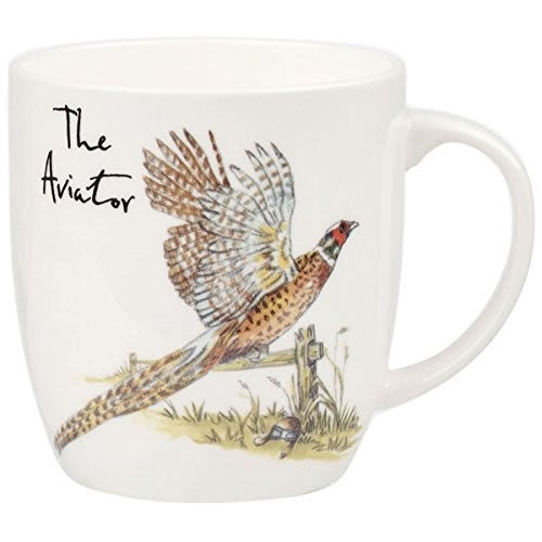 Churchill China Country Pursuits Aviator Mug 350ml
