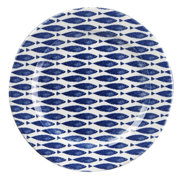 Churchill China Couture Mint Fishie Platter 30cm