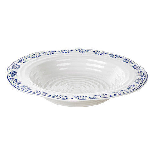 Portmeirion Sophie Conran Blue Betty Soup Plate 25cm