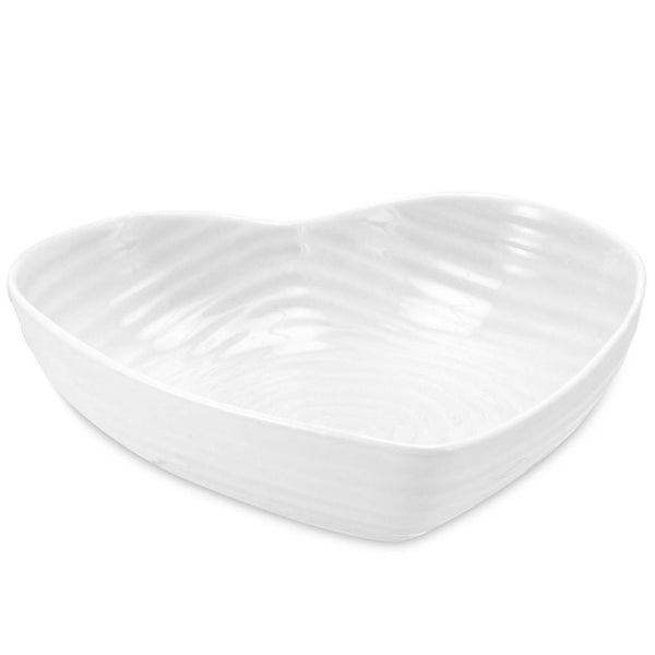 Portmeirion Sophie Conran Large Heart Bowl 25cm