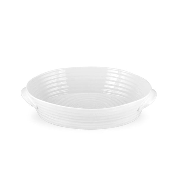 Portmeirion Sophie Conran Small Oval Roasting Dish 24cm by 16cm by 4.5cm