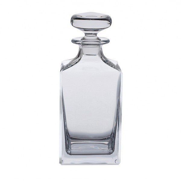 Dartington Crystal Decanters Square Spirit Decanter 0.65L