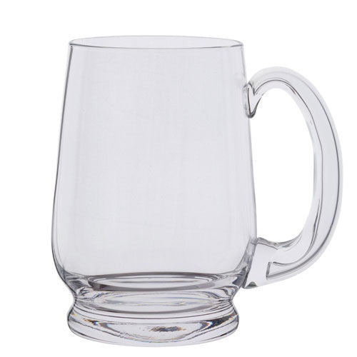 Dartington Crystal Barley Tankard 0.57L