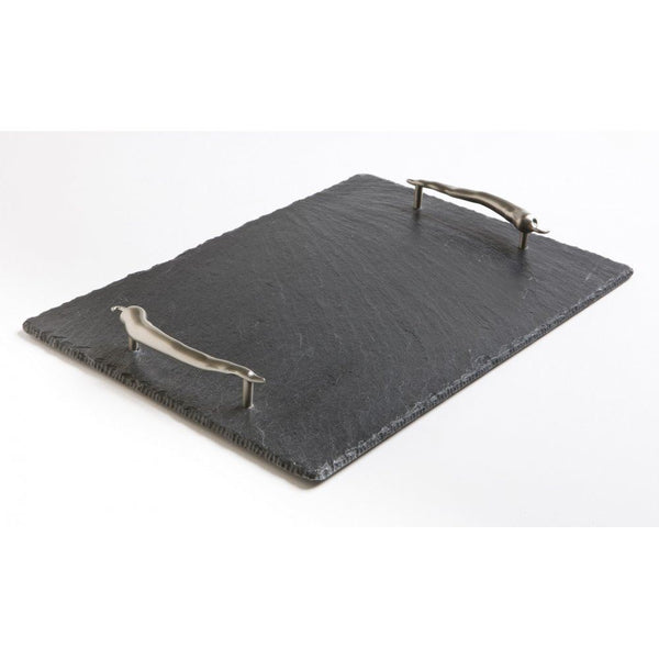 Just Slate Large Trivet Serving Trays 50cm by 25cm