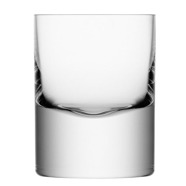 LSA Boris Clear Tumbler Pair 250ml