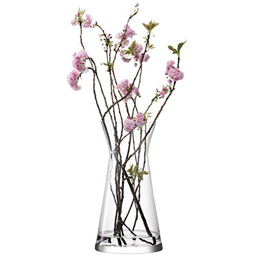 LSA Flower Clear Giant Bouquet Vase 60cm
