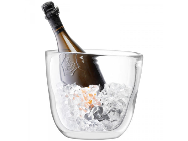 LSA Celebrate Clear Ice Bucket7cm  [C]