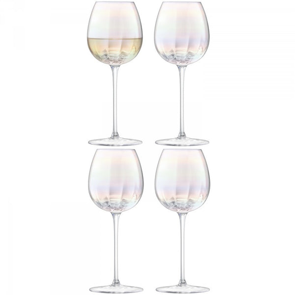 LSA Pearl Red Wine Glass 0.46L (Set of 4)