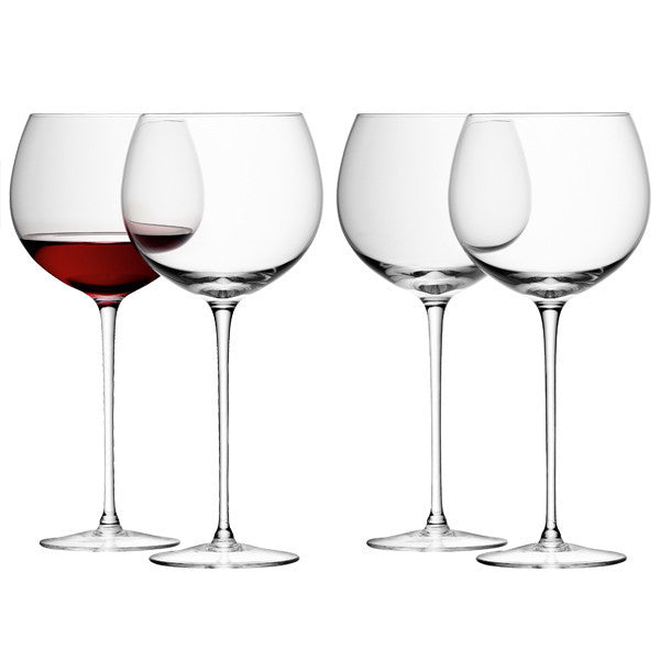 LSA Wine Clear Wine Glass 0.57L (Set of 4)