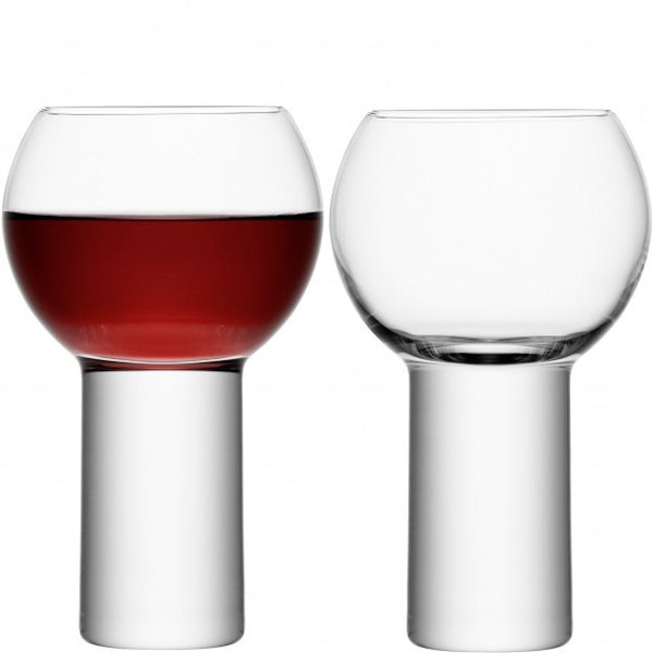 LSA Boris Clear Wine Glass 0.36L (Pair)