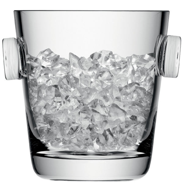 LSA Madrid Clear Ice Bucket 18cm