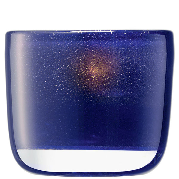 LSA Inza Midnight Haze Tealight Holder 9cm