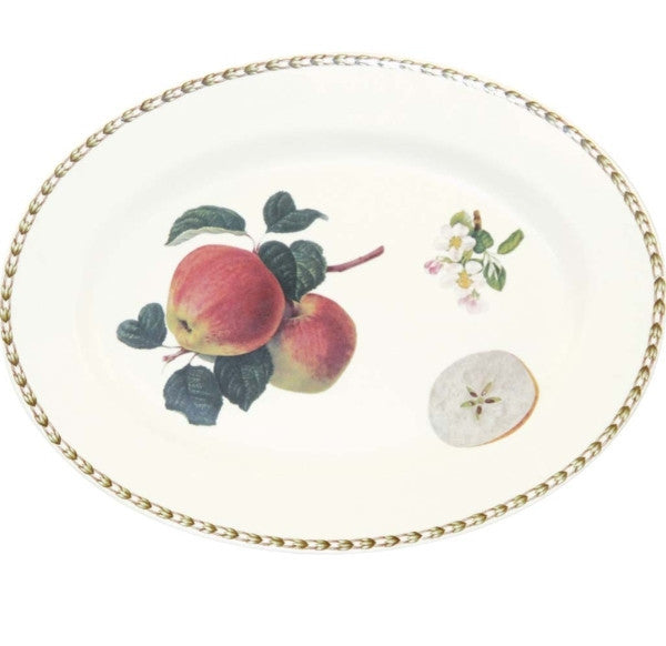 Churchill China Hookers Fruit Oval Dish 37cm