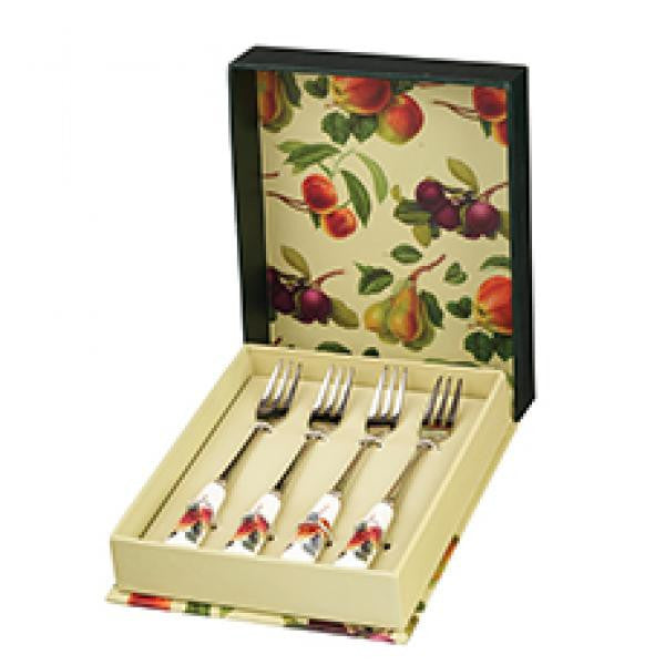 Churchill China Hookers Fruit Pastry Fork (Set Of 4)