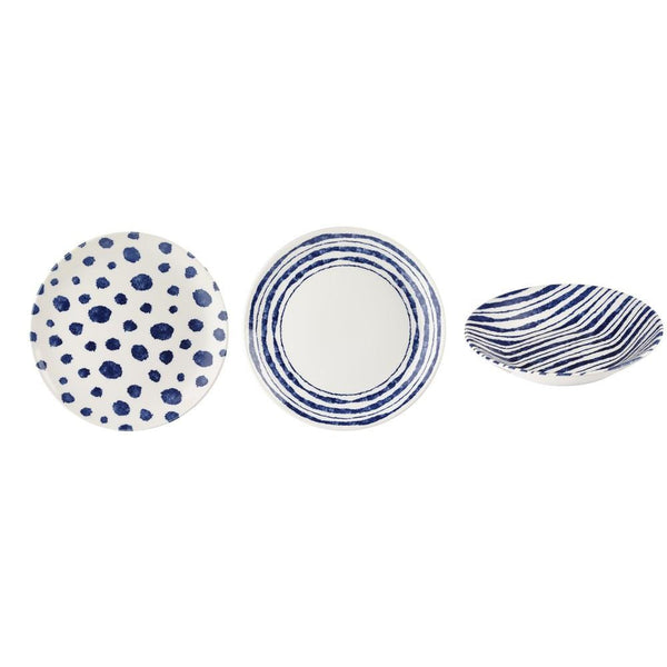 Churchill China Inkie 12 Piece Set