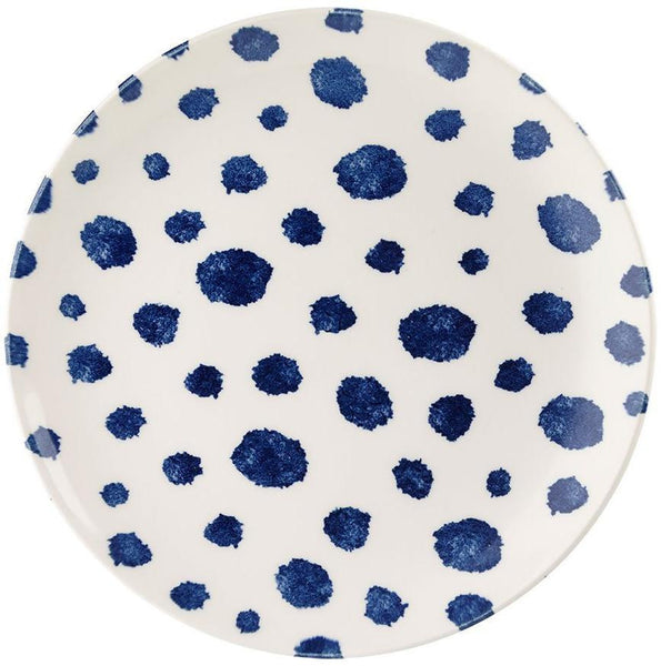 Churchill China Inkie Spot Salad Plate 20cm
