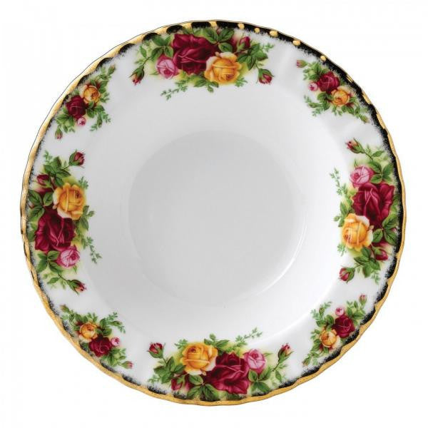 Royal Albert Old Country Roses Rim Soup 21cm