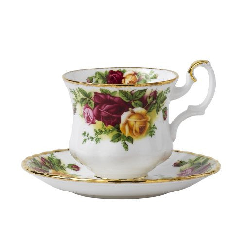 Royal Albert Old Country Roses Coffee Cup and Saucer 140ml