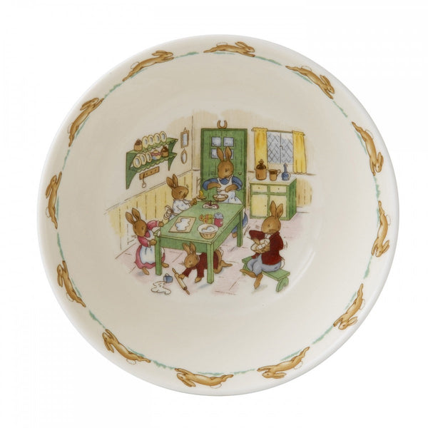 Royal Doulton Bunnykins Nurseryware Cereal Bowl (Assorted Design)