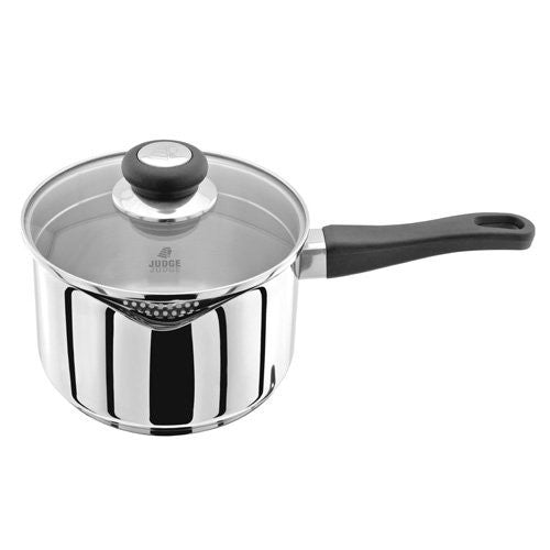 Judge Vista Draining Saucepan 18cm