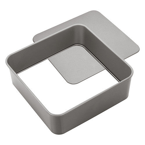 Judge Square Cake tin 23cm and loose base