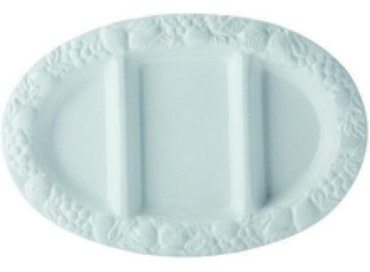 Maxwell and Williams Fruit Garden Oval Divided Serving Dish