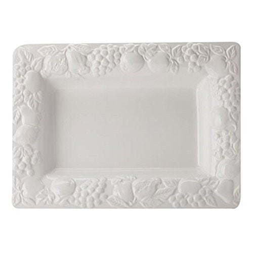 Maxwell and Williams Fruit Garden Deep Rectangular Platter
