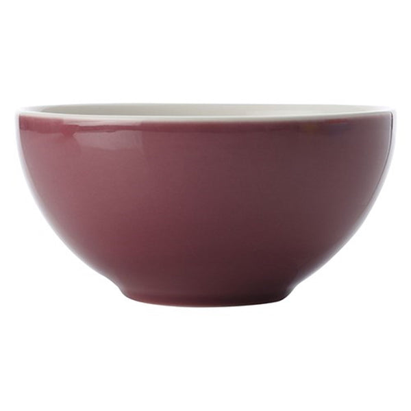 Maxwell and Williams Colour Basics Purple Cereal Bowl 13.5cm