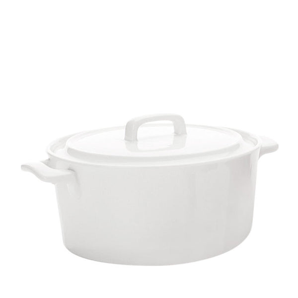Maxwell and Williams Chef du Monde Round Casserole Dish 1.1L