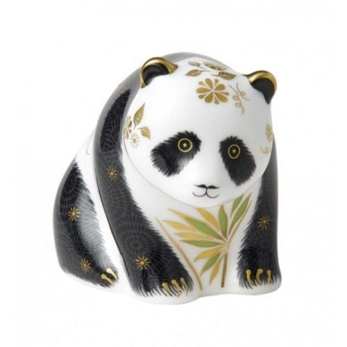 Royal Crown Derby Panda - Baby
