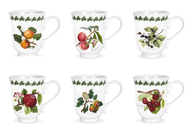 Portmeirion Pomona Bell Beaker 0.28L (Assorted Designs)