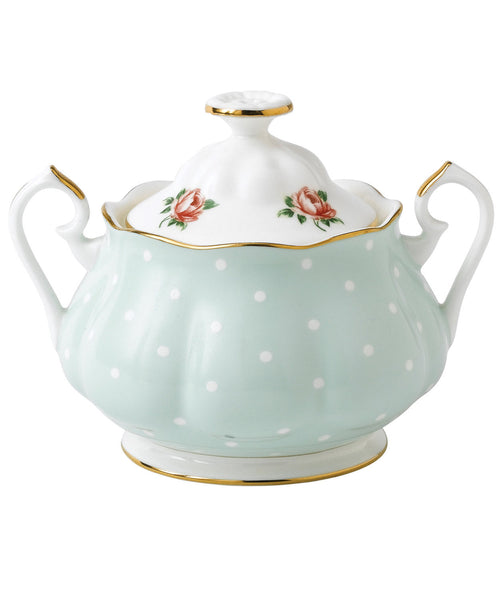 Royal Albert Polka Rose Vintage Sugar 0.35L