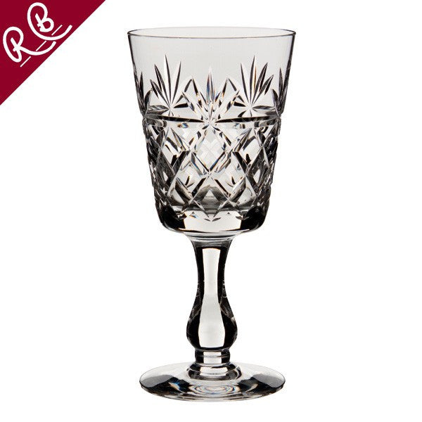 Royal Brierley Tall Bruce Goblet 0.29L