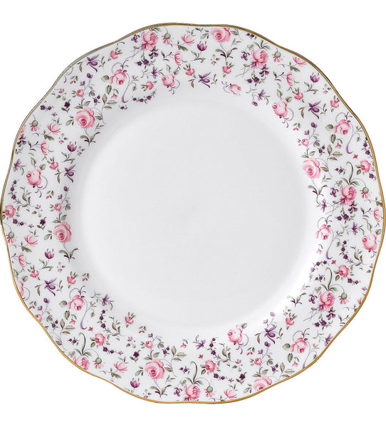 Royal Albert New Country Roses Confetti Dinner Plate 27cm