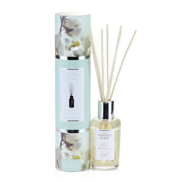 The Scented Home: Reed Diffuser - Soft Cotton 150ml