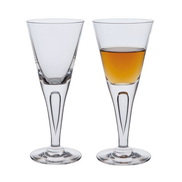 Dartington Crystal Sharon Sherry Glass 0.08L (Pair)